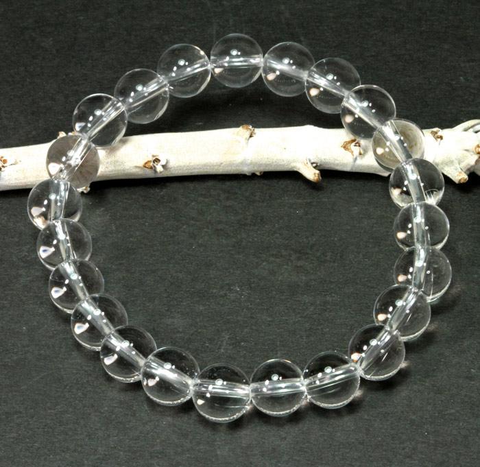 ヒマラヤ水晶 ガネッシュヒマール産ブレスレット
